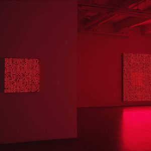 Tatsuo Miyajima: Innumerable Life / Buddha @Lisson Gallery, 10th Av, New York  - GalleriesNow.net