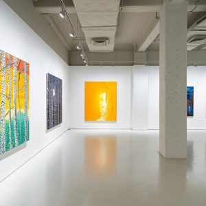 Matthew Wong: Day by Night @Massimo De Carlo, Hong Kong, Hong Kong  - GalleriesNow.net