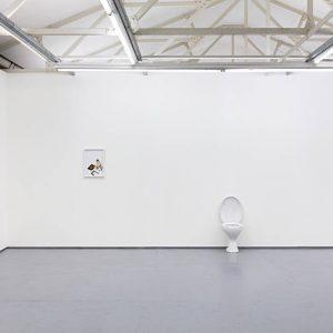 Condo 2019: Maureen Paley hosting FELIX GAUDLITZ, Vienna showing Juliette Blightman @Maureen Paley, London  - GalleriesNow.net