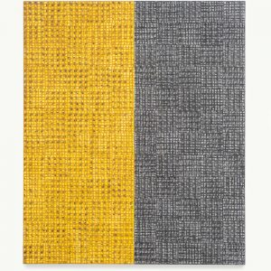 McArthur Binion: Hand:Work @Lehmann Maupin W 24 St, New York  - GalleriesNow.net
