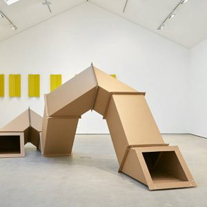 Condo 2019: Charlotte Posenenske @Modern Art Vyner Street, London  - GalleriesNow.net