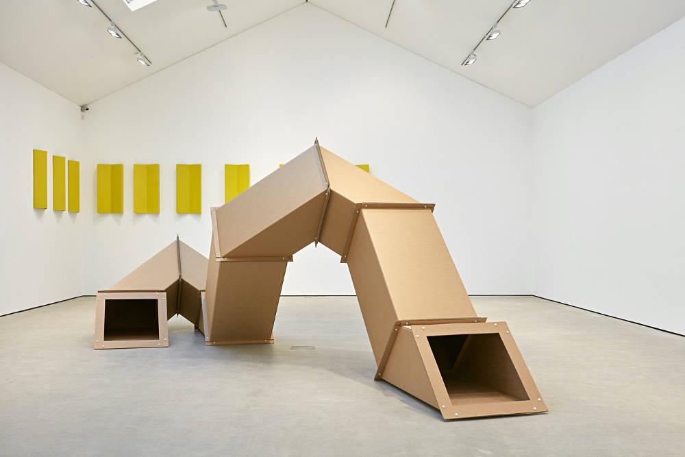 Modern Art Vyner Street Condo 2019 Charlotte Posenenske 1