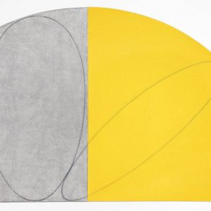 Robert Mangold and Joel Shapiro: Angles in Color @Mignoni, New York  - GalleriesNow.net
