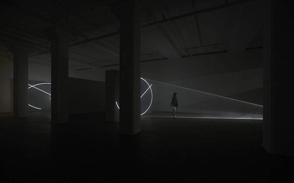 Sean Kelly Gallery Anthony McCall 1