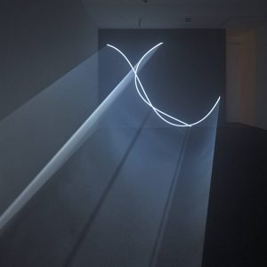 Anthony McCall: Split Second @Sean Kelly Gallery, New York  - GalleriesNow.net