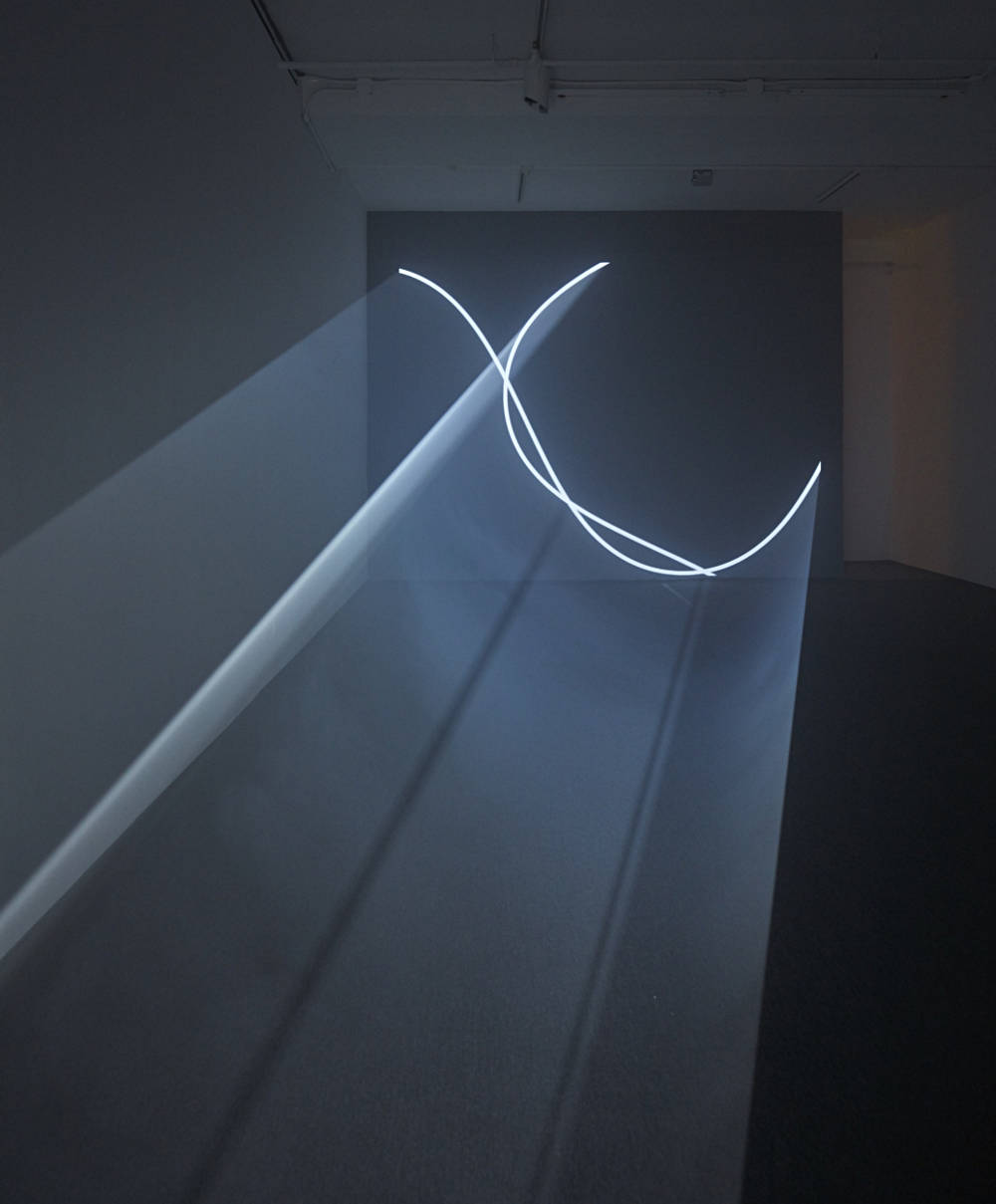 Sean Kelly Gallery Anthony McCall 2