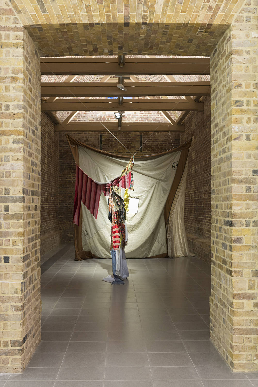 Serpentine Sackler Gallery Grace Wales Bonner 5