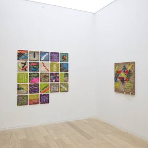 Channing Hansen: Pattern Recognition @Simon Lee Hong Kong, Hong Kong  - GalleriesNow.net