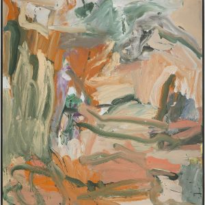 De Kooning: Five Decades @Mnuchin Gallery, New York  - GalleriesNow.net