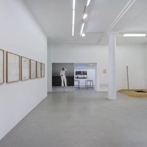 Gina Pane: Terre protégée @kamel mennour, r. Saint-André des arts, Paris  - GalleriesNow.net