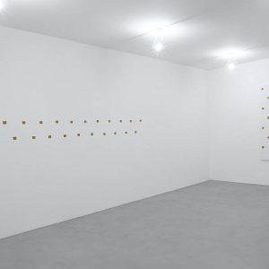 Niele Toroni @A arte Invernizzi, Milan  - GalleriesNow.net