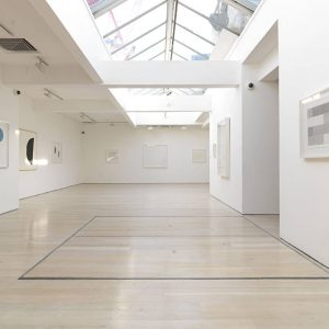 Alan Reynolds: A Small Retrospective: Works from 1951-2014 @Annely Juda Fine Art, London  - GalleriesNow.net