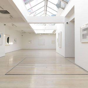 Alan Reynolds: A Small Retrospective: Works from 1951-2014 @Annely Juda Fine Art, London  - GalleriesNow.net