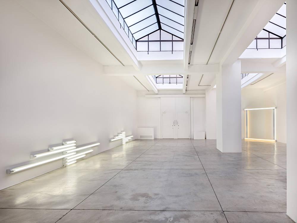 Cardi Gallery Milan Dan Flavin 1