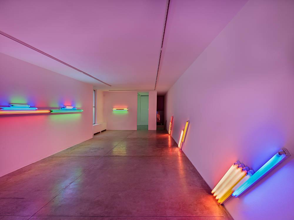 Cardi Gallery Milan Dan Flavin 4