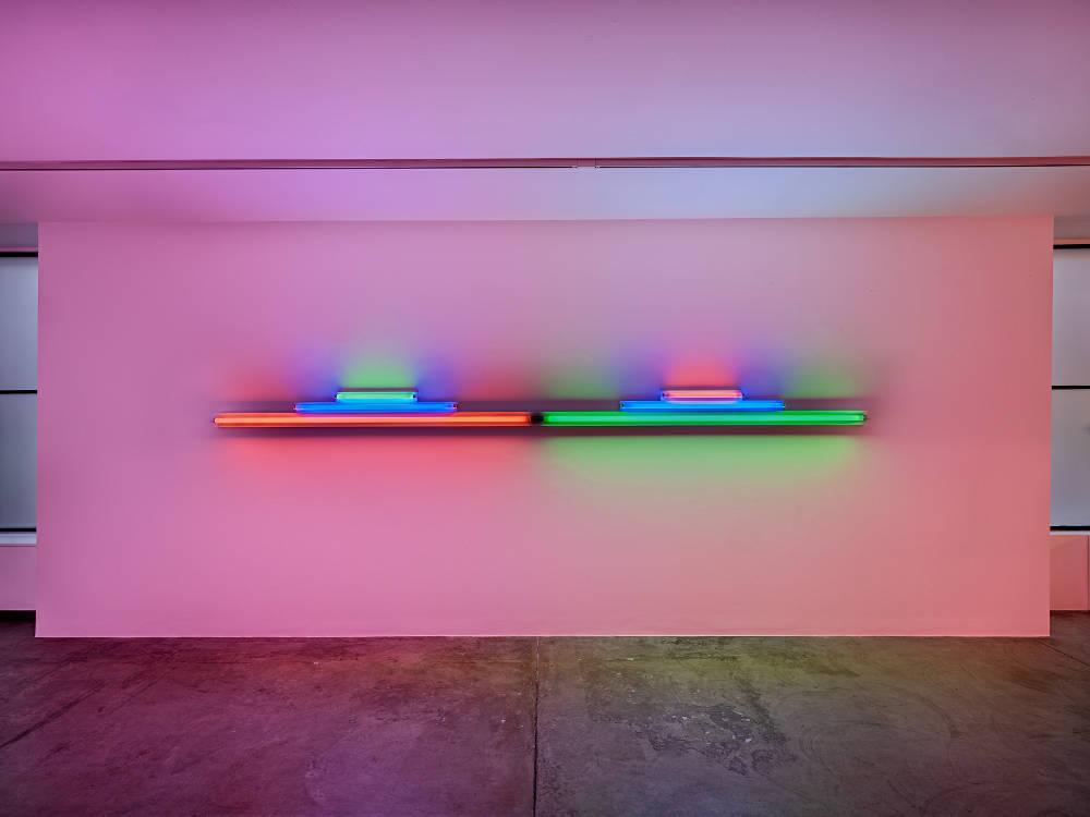 Cardi Gallery Milan Dan Flavin 5