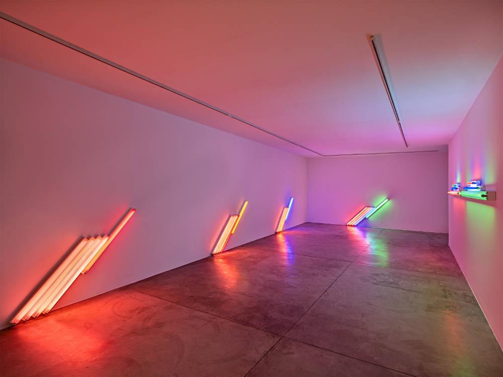 Cardi Gallery Milan Dan Flavin 6