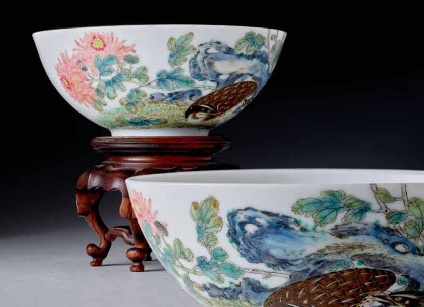 Chinese Works of Art Bonhams New York
