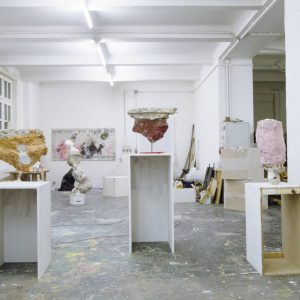 Franz West @David Zwirner, London, London  - GalleriesNow.net