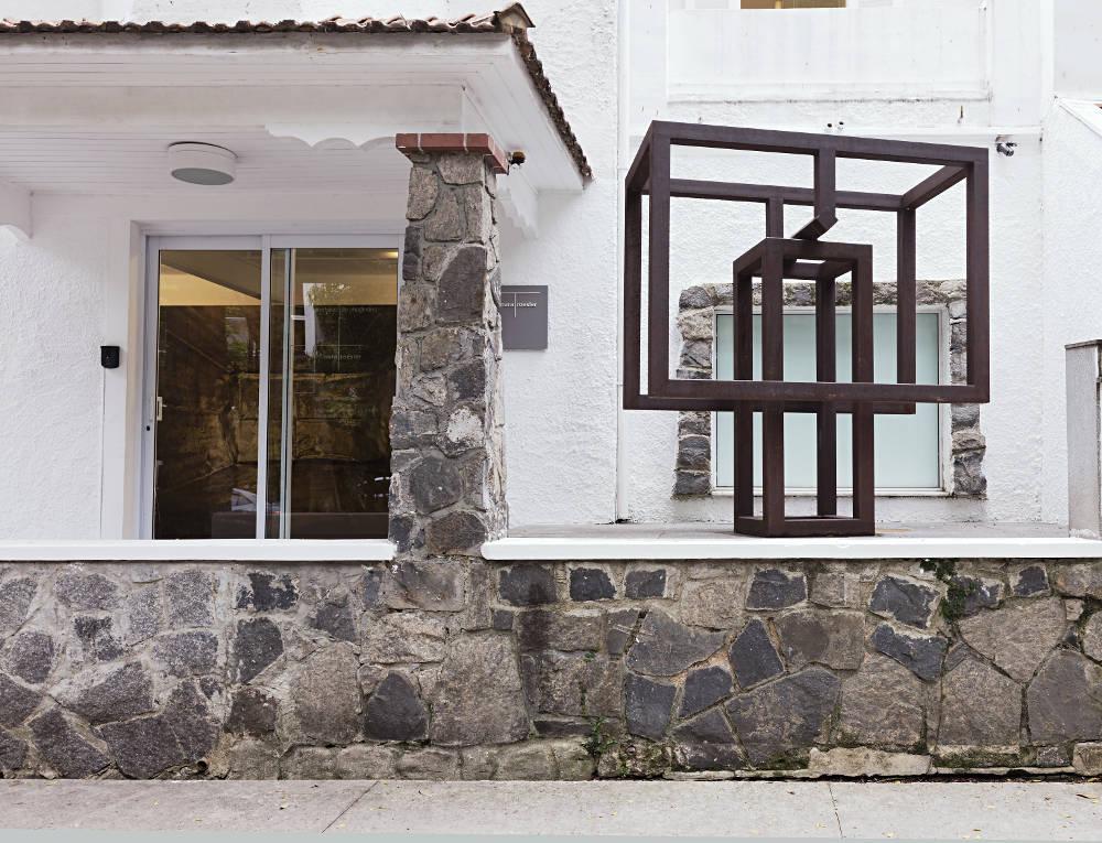 Galeria Nara Roesler Rio de Janeiro Arquiteturas do Imaginario 1