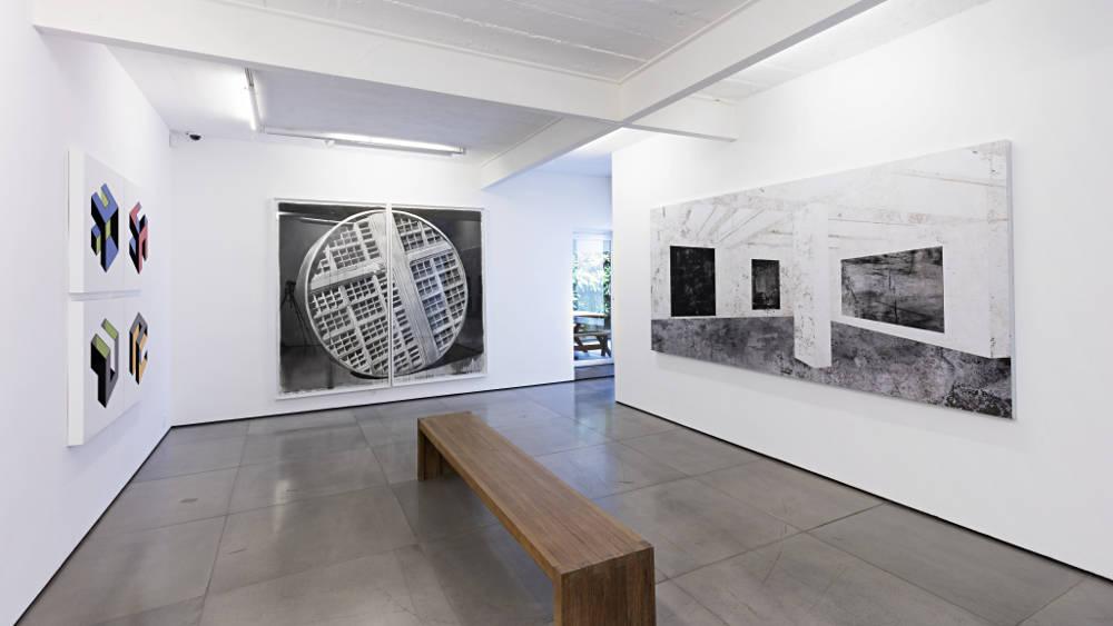 Galeria Nara Roesler Rio de Janeiro Arquiteturas do Imaginario 6