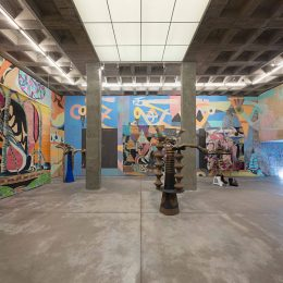 Yann Gerstberger: ICE NEWS & FREEWAY FETISHES @Galería OMR, Mexico City  - GalleriesNow.net