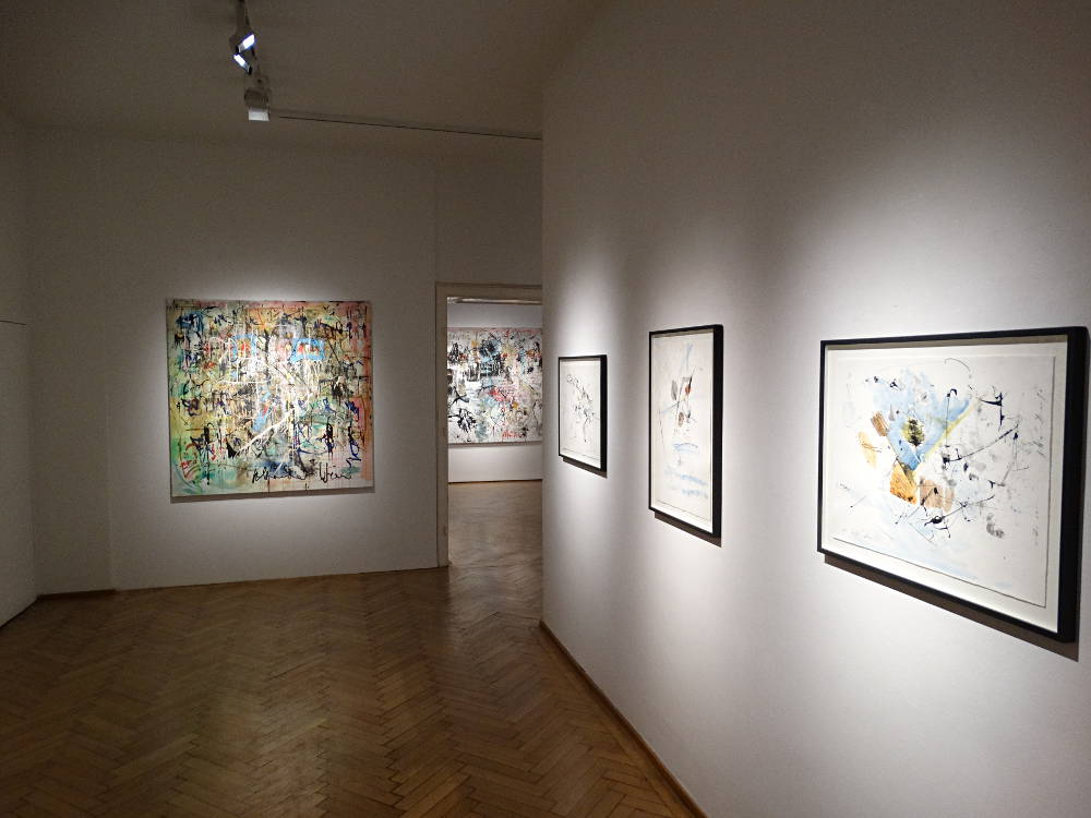 Galerie Ernst Hilger Hans Staudacher 1