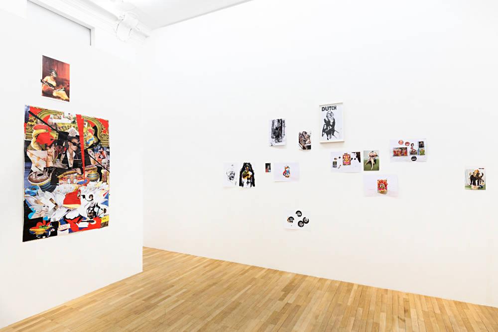 Galerie Krinzinger Erik Van Lieshout 3