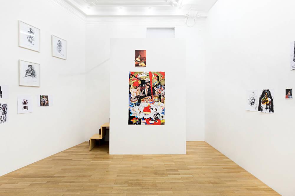Galerie Krinzinger Erik Van Lieshout 4