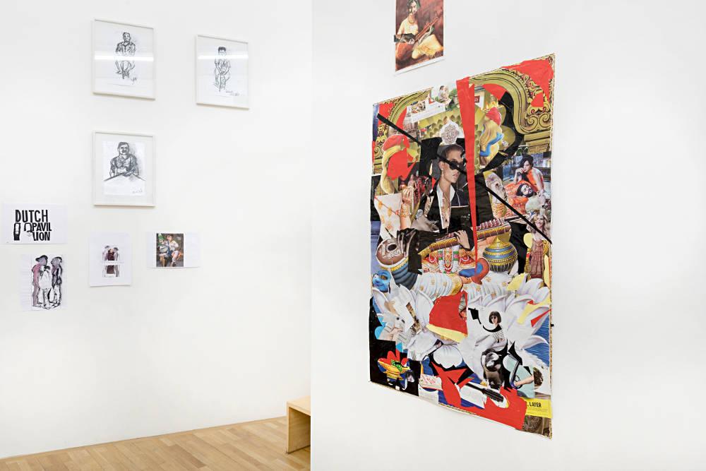 Galerie Krinzinger Erik Van Lieshout 5