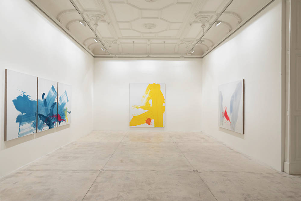 Galerie Krinzinger Zhang Wei 1
