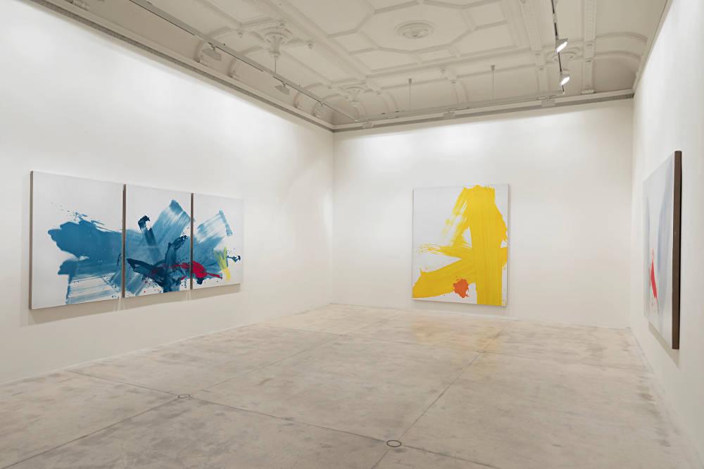 Galerie Krinzinger Zhang Wei 2