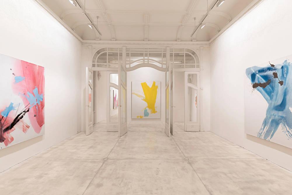 Galerie Krinzinger Zhang Wei 5