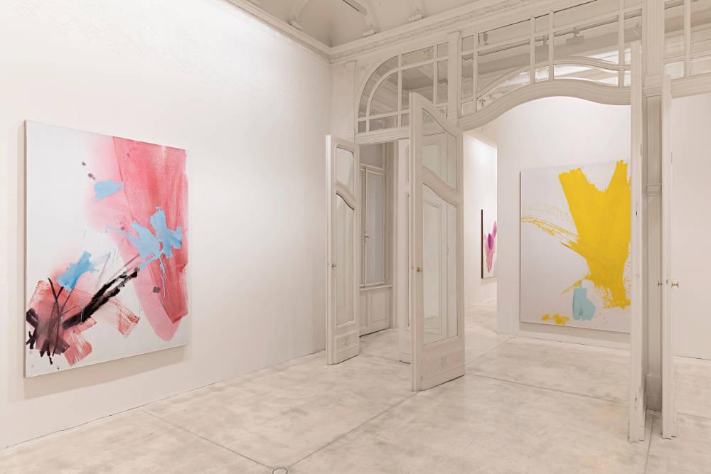 Galerie Krinzinger Zhang Wei 6
