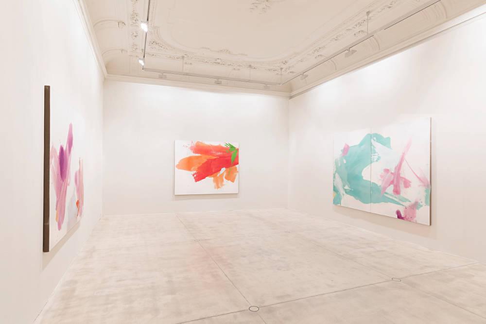 Galerie Krinzinger Zhang Wei 7