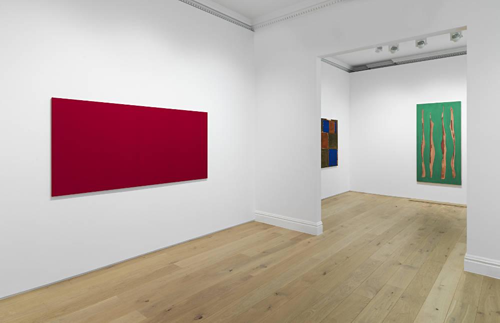 Galerie Max Hetzler Gunther Forg 3