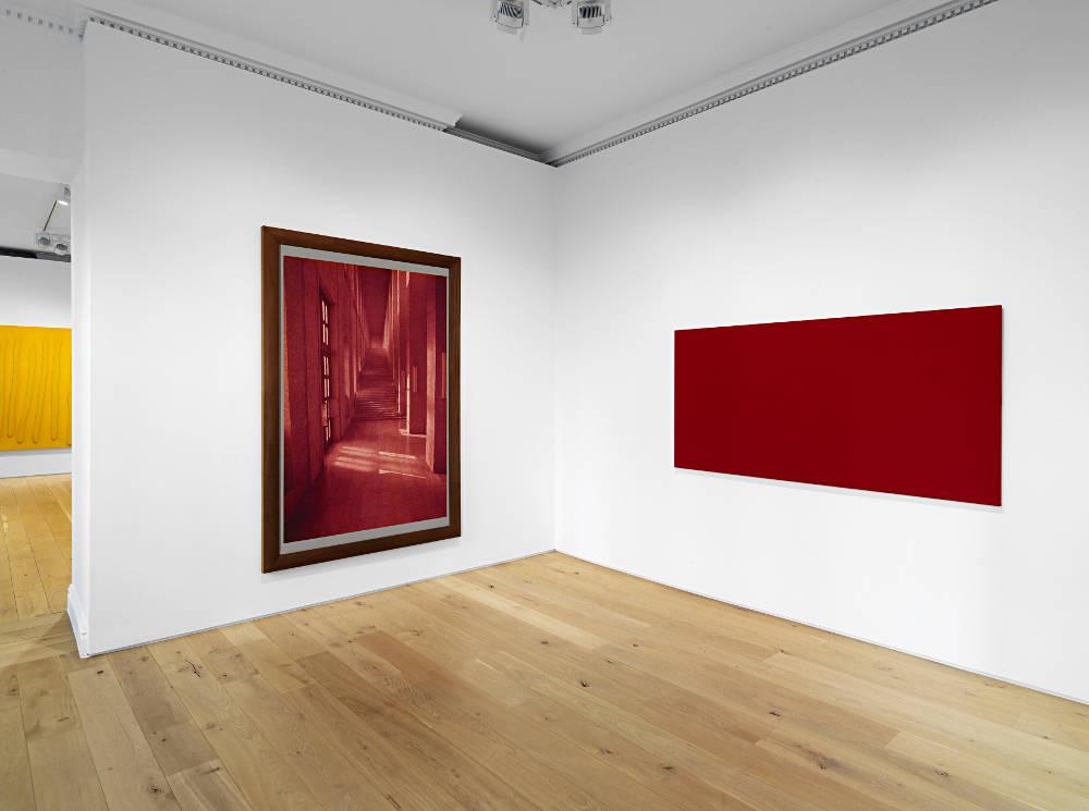 Galerie Max Hetzler Gunther Forg 4