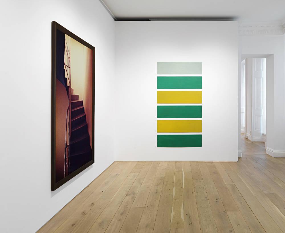 Galerie Max Hetzler Gunther Forg 5