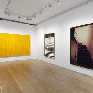 Günther Förg - An Intimate Encounter: The Early Years @Galerie Max Hetzler, London  - GalleriesNow.net