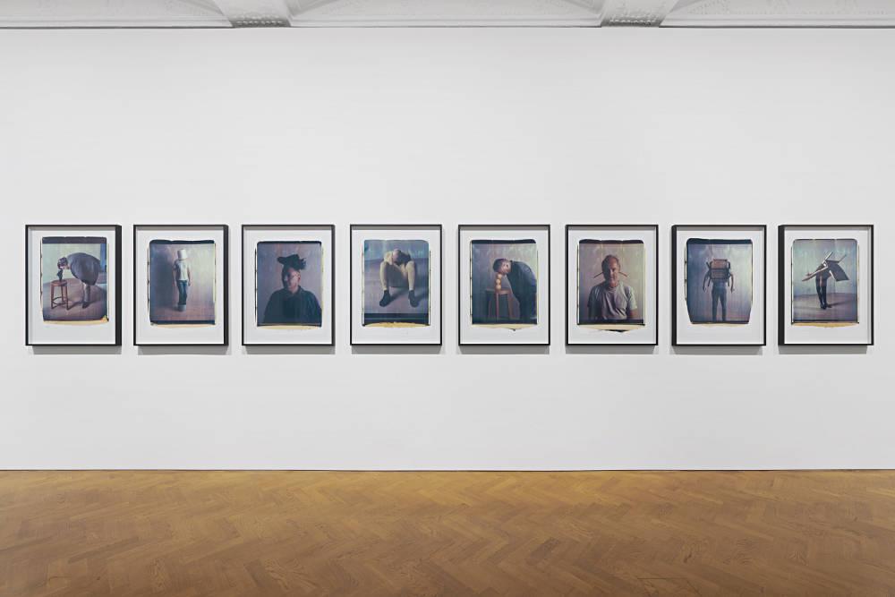 Galerie Thaddaeus Ropac London Erwin Wurm 2