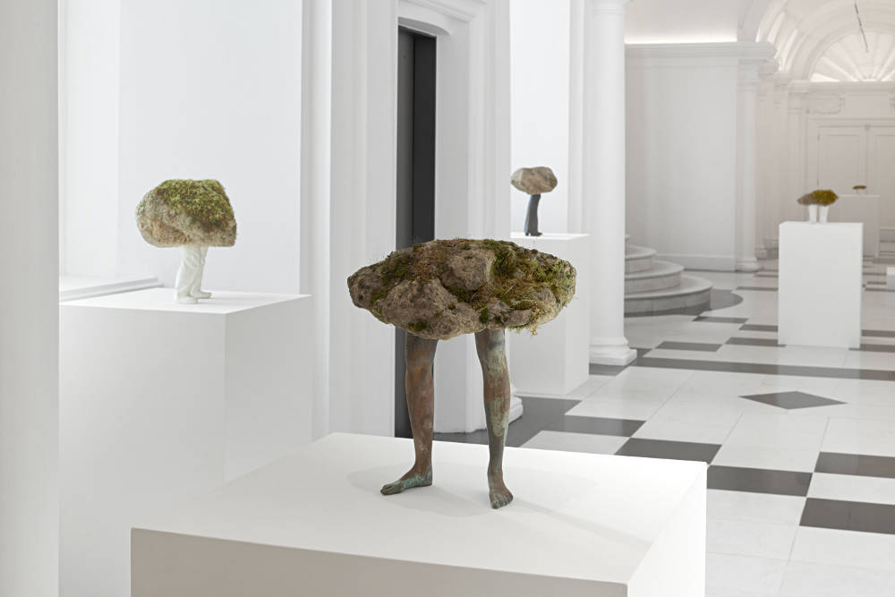 Galerie Thaddaeus Ropac London Erwin Wurm 6