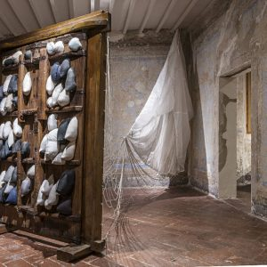 Nari Ward: Down Doors @Galleria Continua San Gimignano, Siena  - GalleriesNow.net