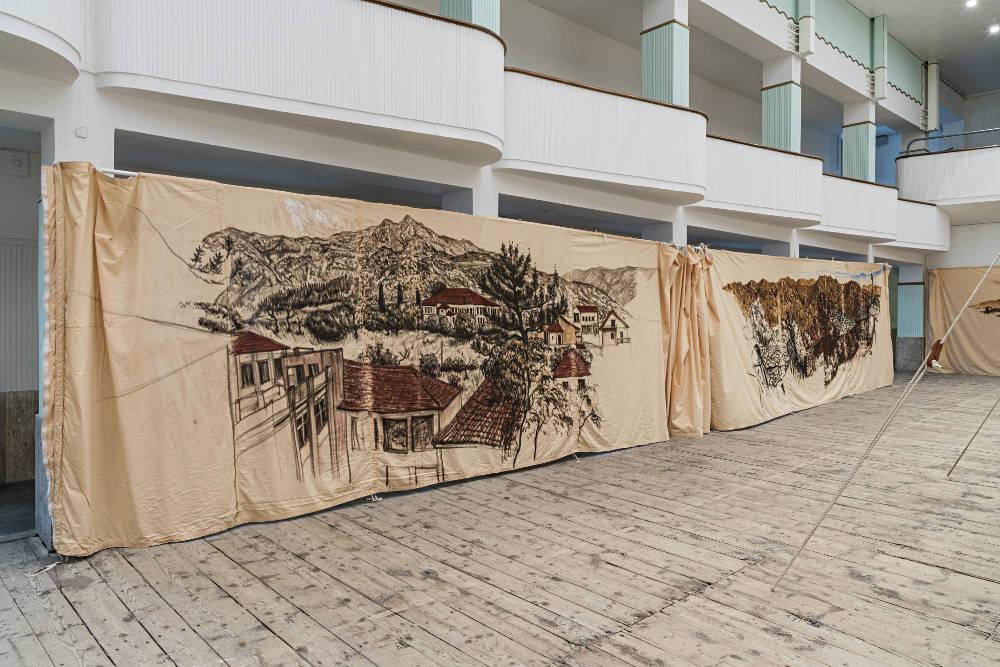 Galleria Continua San Gimignano Nikhil Chopra 3