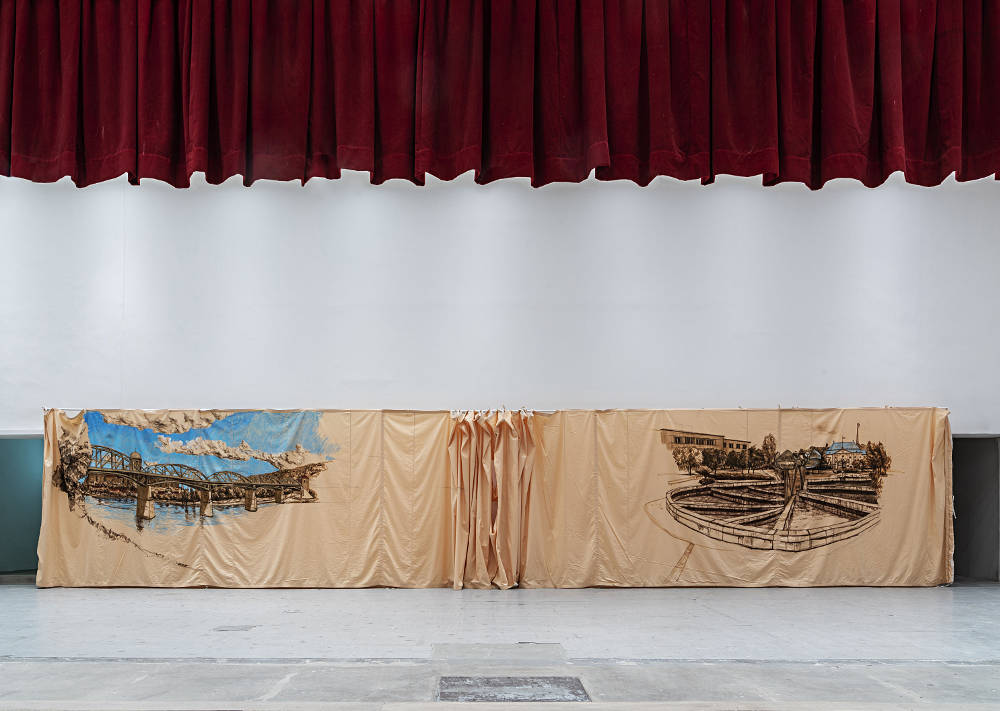 Galleria Continua San Gimignano Nikhil Chopra 4