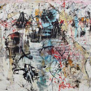 Hans Staudacher: Revue of the Abstract @Galerie Ernst Hilger, Vienna  - GalleriesNow.net