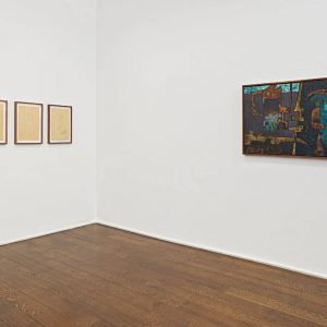 Luchita Hurtado: Dark Years @Hauser & Wirth 69th St, New York  - GalleriesNow.net