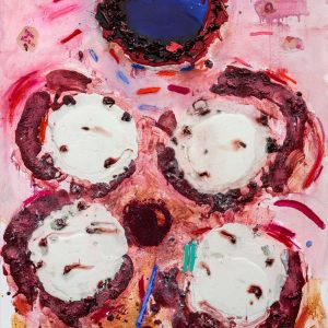 Joan Snyder: Rosebuds & Rivers @Blain|Southern, Hanover Sq, London  - GalleriesNow.net