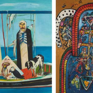 John Bellany and Alan Davie: Cradle of Magic @Newport Street Gallery, London  - GalleriesNow.net