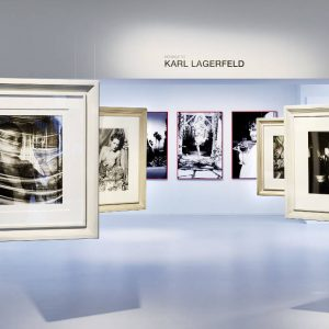 Homage to Karl Lagerfeld. 30 Years of Photography @Galerie Gmurzynska Zürich, Talstrasse, Zürich  - GalleriesNow.net