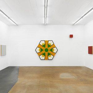 Marcia Hafif: Inventaire @Mamco, Geneva  - GalleriesNow.net